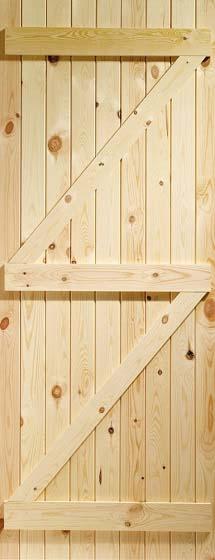 Pine Ledged Door Internal Doors Doors Galore