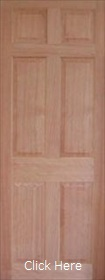 Hardwood Regency 6 Panel - Solid Core - ...
