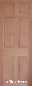 Hardwood Regency 6P - Unfinished - DG