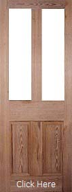 Pitch Pine Malton - Unglazed - Unfinished - LP
