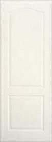 White Classic Door - Pre Finished - DF