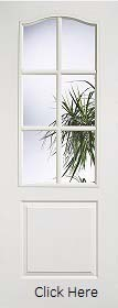 White Primed Classical - Clear Glazed - ...