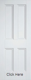 White Primed Malton Nostalgia 4 Panel - ...
