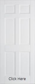 White Primed Regency - Solid Core - LPD