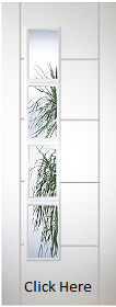 White Trend 4 Light - Prime Plus - Offset Clear Glass.