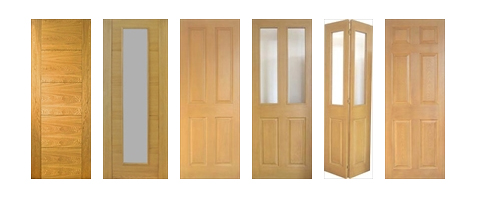 Clearance Oak Doors