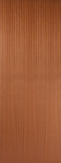 Sapele real wood veneer flush internal door doors galore for Wood veneer garage doors