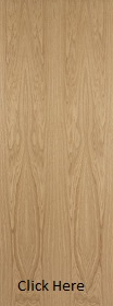 White Oak - Real Wood Veneer Flush ...
