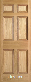 Oak 6P - Unfinished White Oak - LP