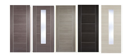 Internal Laminate Prefinished Firedoors FD30 44mm