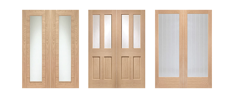 Internal Oak Door Pairs