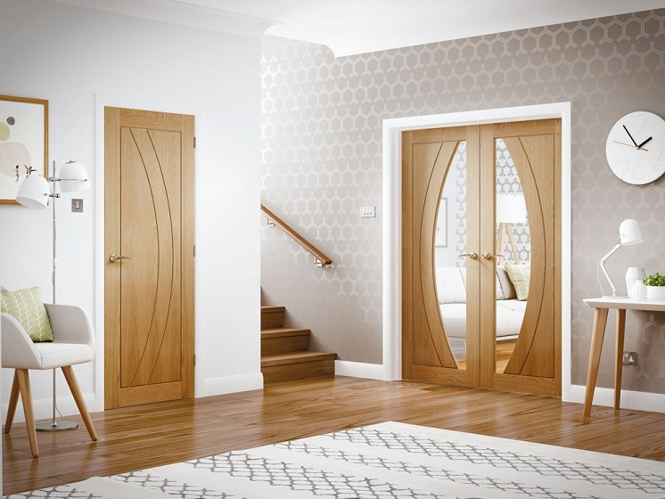 Salerno Solid Room  Door
