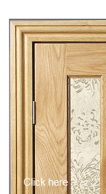 Oak Architrave Set  (Ogee Profile) - Unfinished - XL