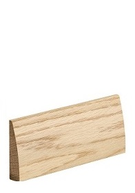 Oak Modern Architrave - Unfinished - XL