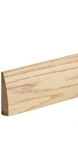 Oak Modern Architrave Set - Unfinished - XL