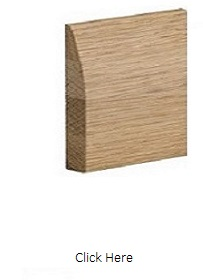 Oak Modern Skirting Pack - Unfinished - ...