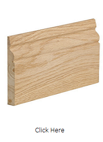 Oak Traditional Skirting Pack - Unfinish...