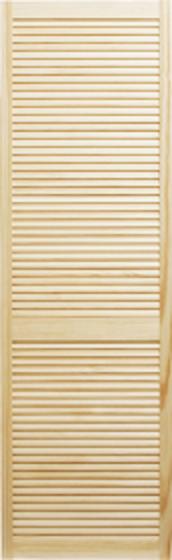 Doors. Louvres