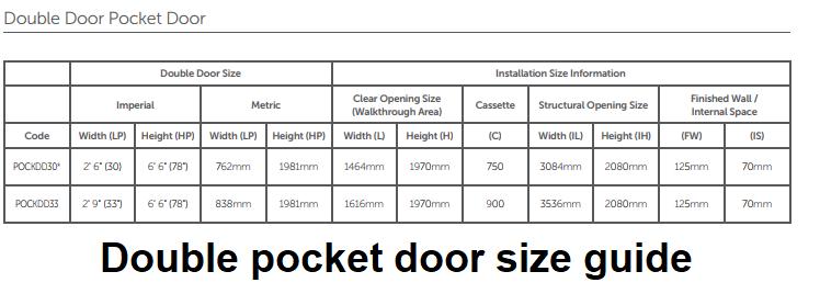 White Pocket Sliding Door Internal Doors Doors Galore