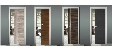 Single Pocket Sliding Doors Kits
