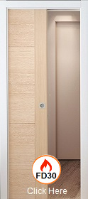 Pocket Sliding Firedoor Kit - LPD