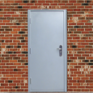 View our Steel Security Doors range