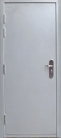 Steel Security Door Set - Powder Co...