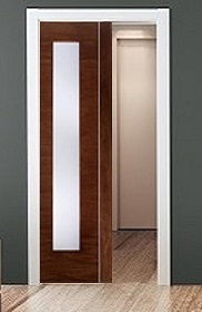 Single Sliding Pocket Door Kit - LPD