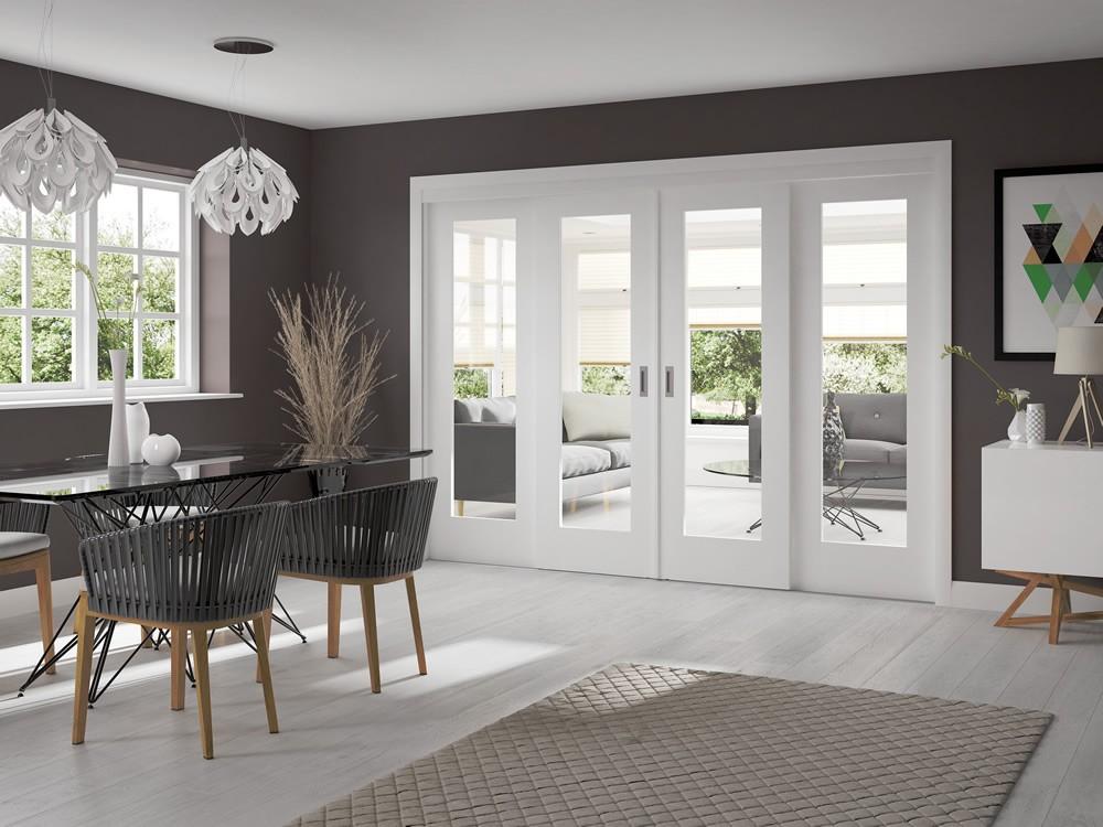 Easi Slide Room Divider Interior Doors Doors Galore