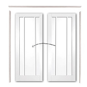 Easi Slide Door Set ( Option 3 ) - Inclu...