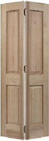Oak Regency 4P Bifold Door -Unfinished - LP