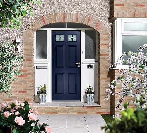 GRP Composite Doors