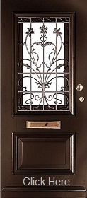 Luxury Front Door - WK1111