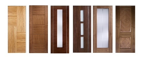 Walnut Doors  Pre Finished