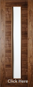 Walnut Seville - Obscure Glass - Prefinished - DE