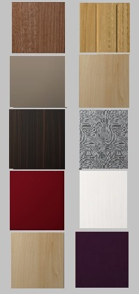 Kitchen Door Colour Options