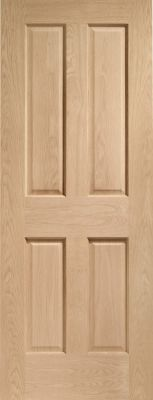 FD30 Oak firedoor