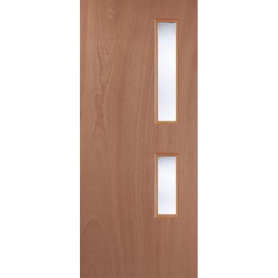 Lipped Timber Blank with Clear Glass 05 ...