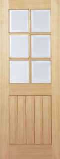 Oak Mexicano Glazed - Solid Core - Pre Finished - LPD