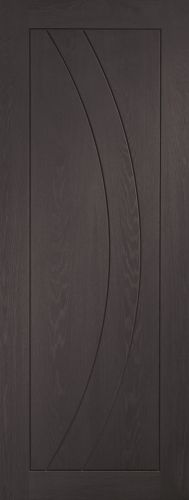 Internal Umber Grey Laminate Salerno Door - XL