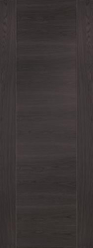 Umber Grey Laminate Forli FD30 Fire Door - XL